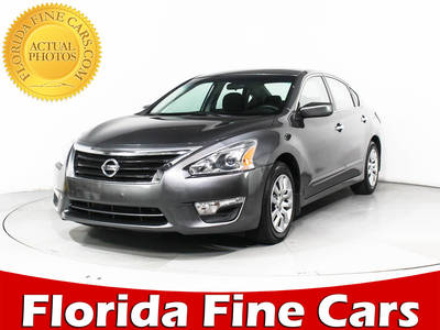 Used NISSAN ALTIMA 2015 HOLLYWOOD S
