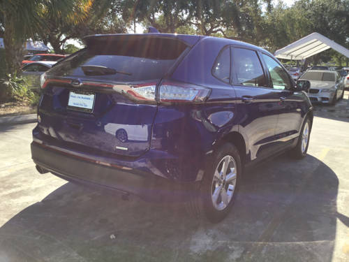 Used FORD EDGE 2015 WEST PALM SE