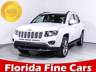 Used JEEP COMPASS 2015 MIAMI LIMITED