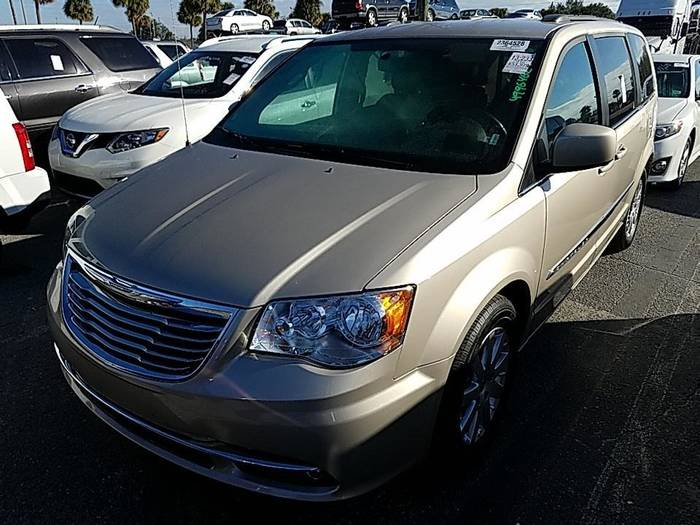 Used CHRYSLER TOWN AND COUNTRY 2016 MIAMI TOURING