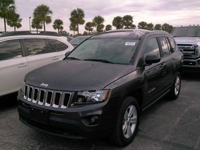 Used JEEP COMPASS 2016 WEST PALM SPORT