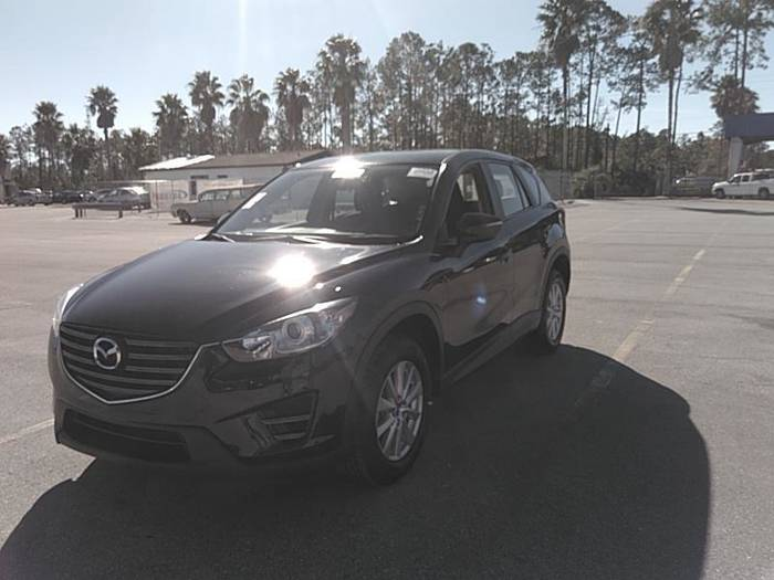 Used MAZDA CX 5 2016 WEST PALM SPORT