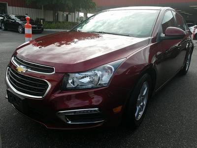 Used CHEVROLET CRUZE LIMITED 2016 WEST PALM 1LT