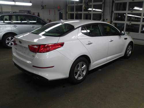 Used KIA OPTIMA 2015 WEST PALM LX