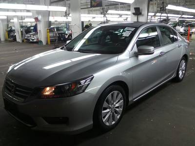 Used HONDA ACCORD 2014 WEST PALM EX-L
