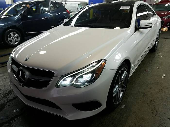 Used MERCEDES-BENZ E CLASS 2014 HOLLYWOOD E350