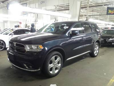 Used DODGE DURANGO 2014 WEST PALM LIMITED