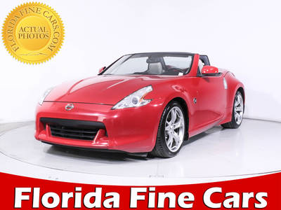 Used NISSAN 370Z 2011 MIAMI Touring