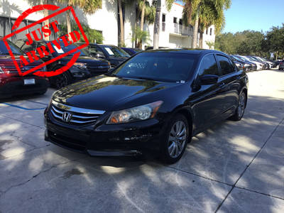 Used HONDA ACCORD 2011 WEST PALM EX