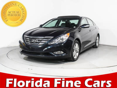 Used HYUNDAI Sonata 2013 MIAMI Limited