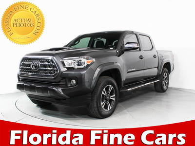 Used TOYOTA TACOMA 2016 HOLLYWOOD Trd Sport