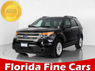 Used FORD EXPLORER 2015 WEST PALM
