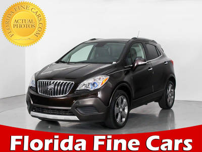 Used BUICK ENCORE 2014 WEST PALM