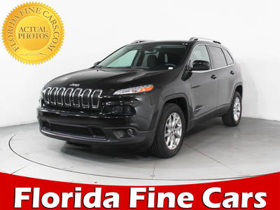 Used JEEP CHEROKEE 2015 MIAMI LATITUDE