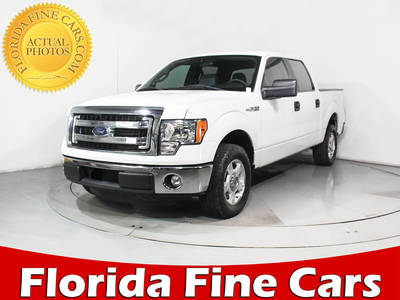 Used FORD F 150 2013 MIAMI Xlt