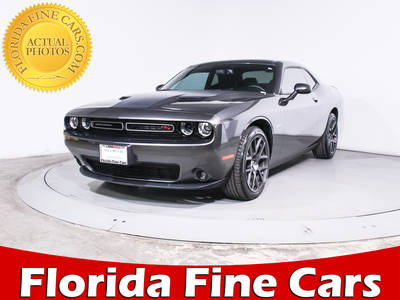 Used DODGE CHALLENGER 2016 MIAMI R/t