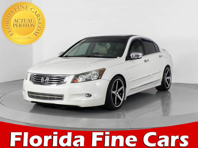 Used HONDA ACCORD 2009 WEST PALM EX-L