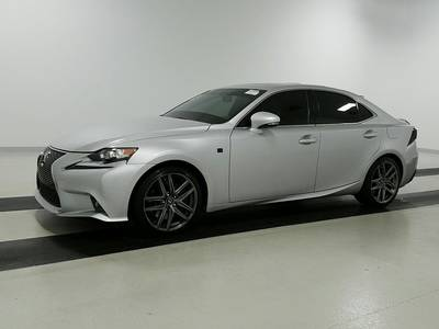 Used LEXUS IS 200T 2016 MIAMI F Sport