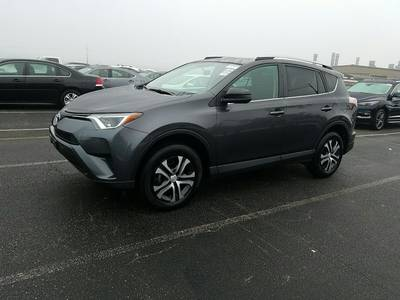 Used TOYOTA RAV4 2016 HOLLYWOOD LE