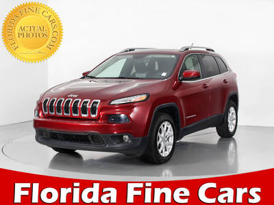 Used JEEP CHEROKEE 2014 WEST PALM LATITUDE