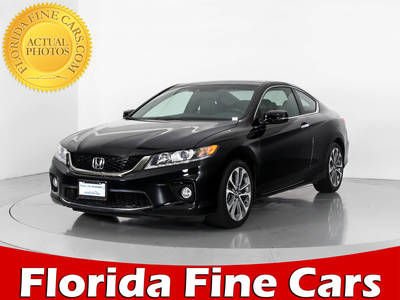 Used HONDA ACCORD 2013 WEST PALM EX-L