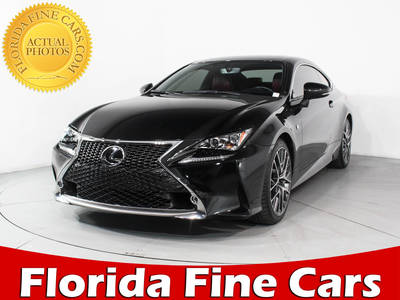 Used LEXUS RC 350 2015 MIAMI F Sport
