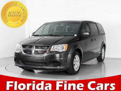 Used DODGE GRAND CARAVAN 2016 WEST PALM SE