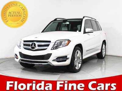 Used MERCEDES-BENZ GLK CLASS 2015 HOLLYWOOD GLK250 BLUETEC