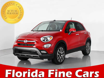 Used FIAT 500X 2016 WEST PALM TREKKING PLUS