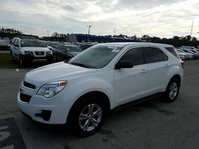 Used CHEVROLET EQUINOX 2015 HOLLYWOOD LS