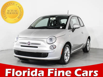 Used FIAT 500 2013 MIAMI POP