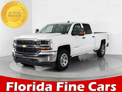 Used CHEVROLET SILVERADO 2016 WEST PALM WORK TRUCK