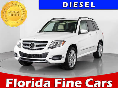 Used MERCEDES-BENZ GLK CLASS 2015 WEST PALM GLK250 BLUETEC