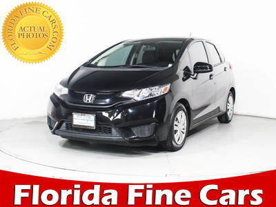 Used HONDA FIT 2015 HOLLYWOOD LX