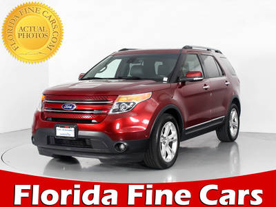 Used FORD EXPLORER 2014 WEST PALM LIMITED AWD