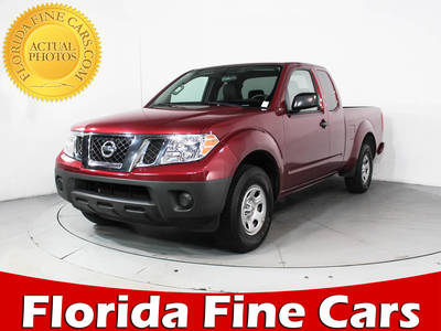 Used NISSAN FRONTIER 2017 MIAMI S