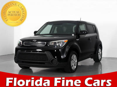 Used KIA SOUL 2015 WEST PALM