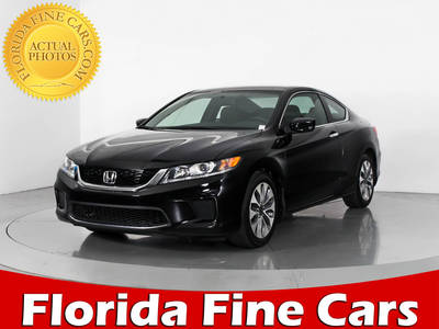 Used HONDA ACCORD 2015 WEST PALM LX-S