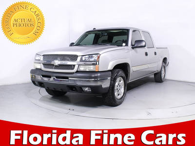 Used CHEVROLET SILVERADO 2005 HOLLYWOOD Z71 Off Road Pkg