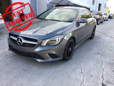 Used MERCEDES-BENZ CLA CLASS 2014 WEST PALM CLA250 SPORT PLUS