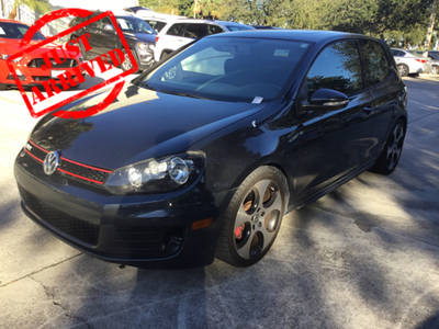 Used VOLKSWAGEN GTI 2011 WEST PALM 2.0T