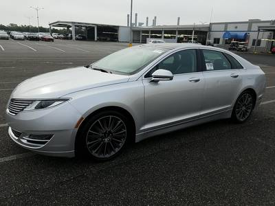 Used LINCOLN MKZ 2015 HOLLYWOOD