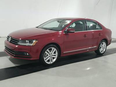 Used VOLKSWAGEN JETTA 2017 HOLLYWOOD 1.8t Sel