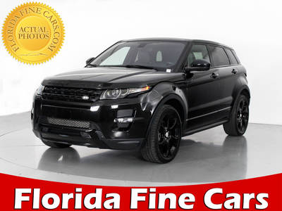 Used LAND ROVER RANGE ROVER EVOQUE 2014 WEST PALM DYNAMIC PREMIUM