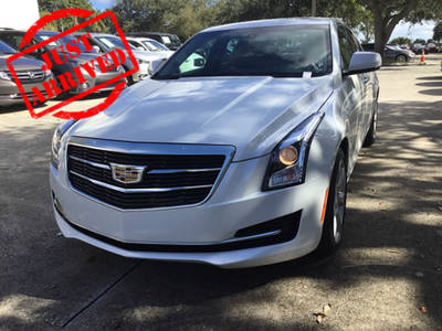 Used CADILLAC ATS 2016 WEST PALM