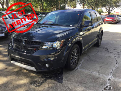 Used DODGE JOURNEY 2017 WEST PALM GT