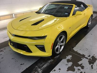 Used CHEVROLET CAMARO 2017 HOLLYWOOD 1SS