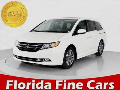 Used HONDA ODYSSEY 2015 WEST PALM Touring