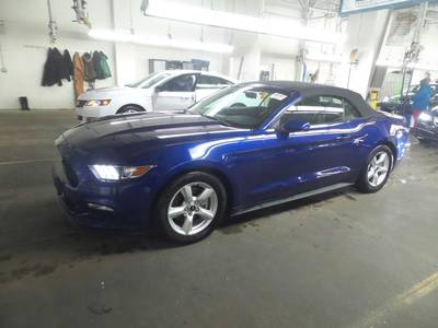 Used FORD MUSTANG 2016 WEST PALM