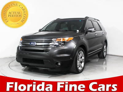 Used FORD EXPLORER 2015 MIAMI LIMITED